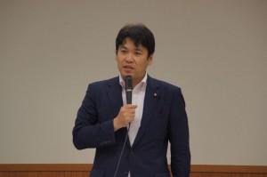 松本洋平局長挨拶